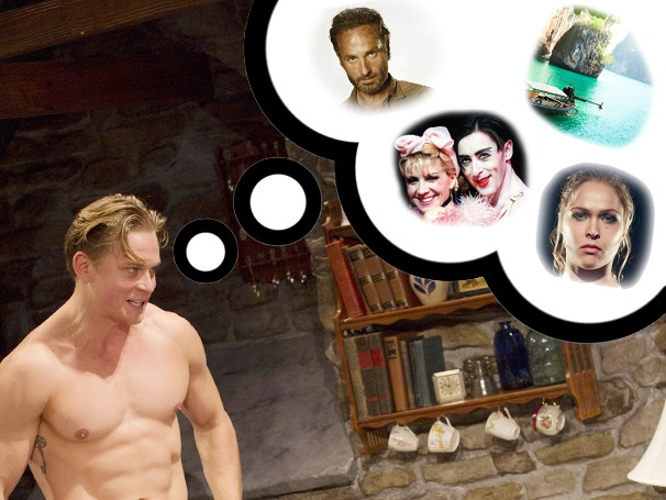 Vanya's Billy Magnussen Is Obsessed with The Walking Dead, Cuddling & Bob Barker's 'Pimp' Days