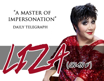 Australian Stage Star Trevor Ashley to Make West End Debut as Liza Minnelli in Liza (on an E)