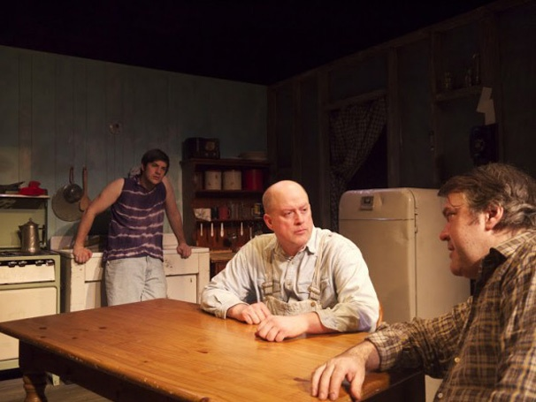 Michael Healey's Canadian Farm Drama The Drawer Boy Opens Off-Broadway