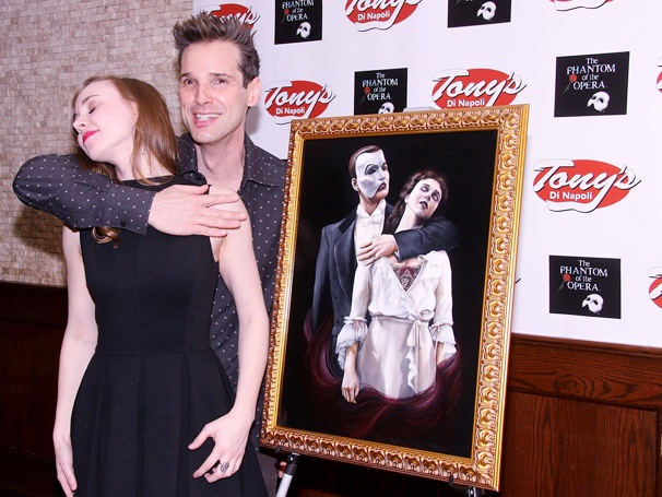 Phantom Stars Hugh Panaro & Samantha Hill Unveil a Phabulous Character Portrait