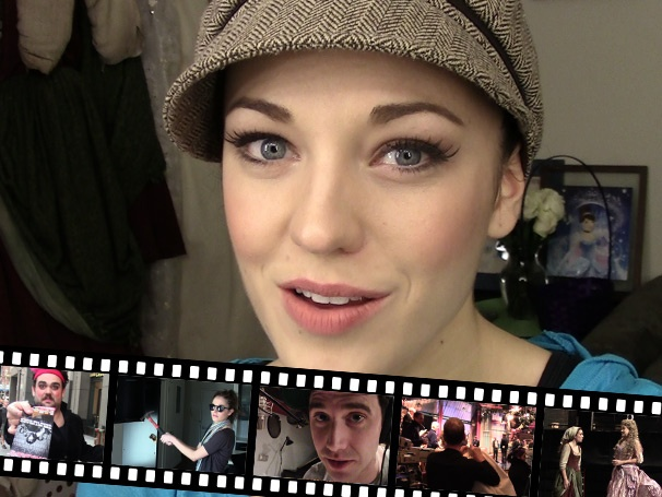  The Princess Diary: Backstage at Cinderella with Laura Osnes, Episode 6: Its Hard Out There for a B'way Star 