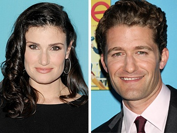 Idina Menzel, Matthew Morrison & More Stars to Perform at London's Olivier Awards Ceremony