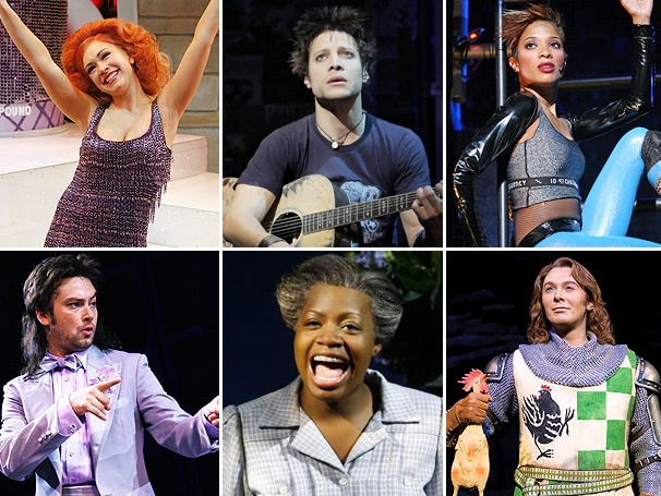 Weekend Poll: Which Former American Idol Contestant Gave the Best Performance on Broadway?