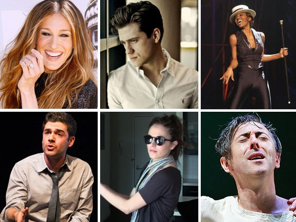 Sarah Jessica Parker Calls the Shots, Aaron Tveit Knows What You Want and More Lessons of the Week