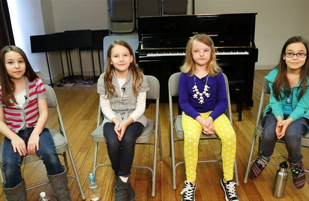 Making Matilda, Episode 5: Meet Bailey Ryon, Sophia Gennusa, Milly Shapiro & Oona Laurence!