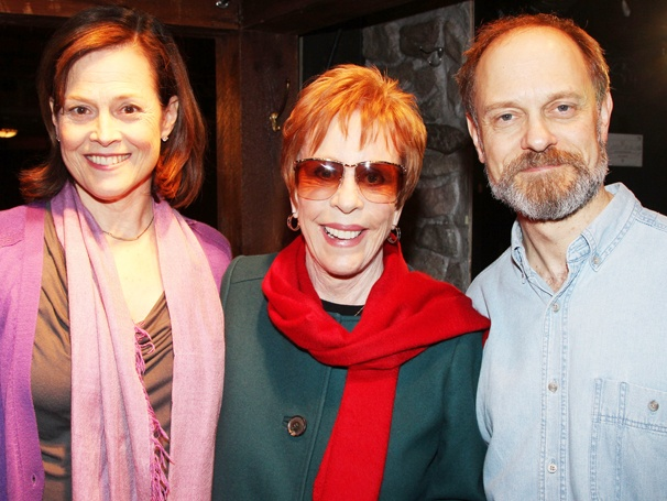 Carol Burnett Finds the Funny at Broadway's Vanya and Sonia and Masha and Spike