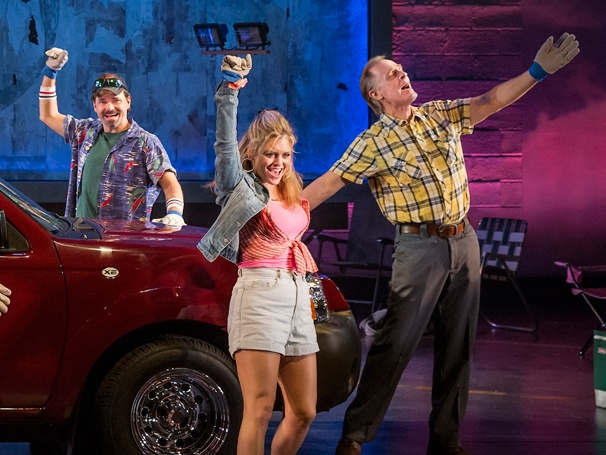 Keith Carradine on His Long Broadway History and Odds of Winning a Real Hands on a Hardbody Contest