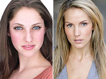 Jillian Mueller and Katie Webber Will Put It On in Flashdance Tour