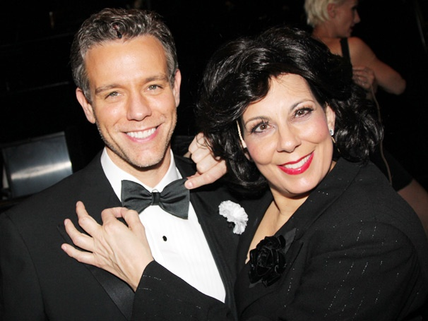 Adam Pascal & Christine Pedi Celebrate a Razzle-Dazzling First Performance in Chicago