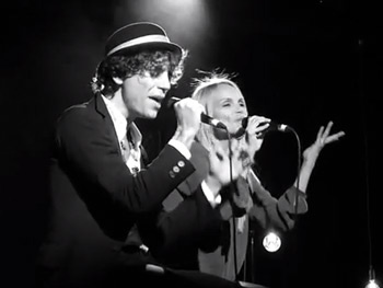 Kristin Chenoweth Gets Wicked with Mika for a 'Popular' Concert Cameo