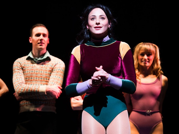 Kiss Today Good-Bye! Victoria Hamilton-Barritt on Playing Morales in the London Revival of A Chorus Line