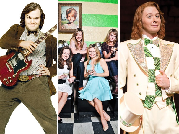 Top 10! School of Rock Buzz, a Grease Reunion and Broadway Idols Lead the Week's Most-Read Stories