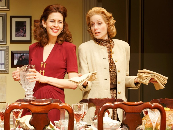 Get a Fanciful First Look at Judith Light, Jessica Hecht & More in The Assembled Parties