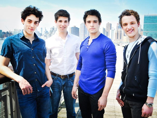 Exclusive! The New Newsboys of Newsies on 'Desert Island' Picks, Dream Roles, Offstage Hobbies & More