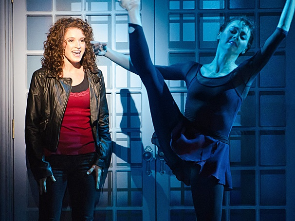 Flashdance Star Emily Padgett on Starting at Square One, Calling Herself a Dancer and Fighting Hard