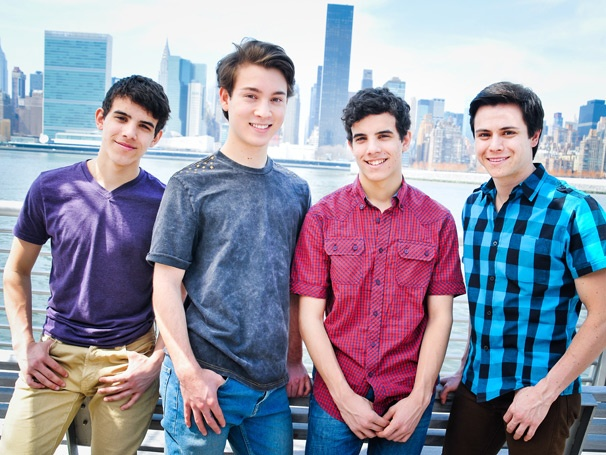 Exclusive! The New Newsboys of Newsies Part II: Meet Vets of Billy Elliot, Dancing With the Stars & More