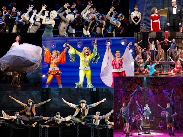 Weekend Poll: What Is the Best Dance Number Currently on Broadway?