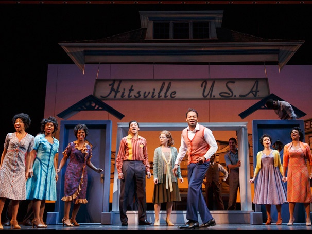 Diana! Smokey! Stevie! The Stars Align as Motown: The Musical Opens on Broadway 