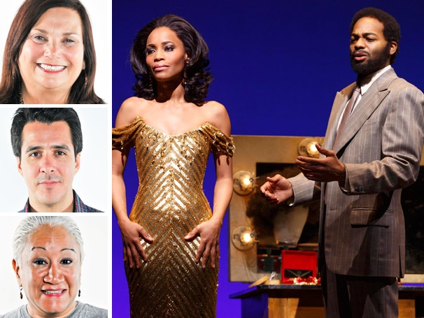 Did Our Word of Mouth Panelists Hear a Symphony at Motown: The Musical?