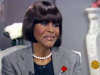 The Trip to Bountiful Star Cicely Tyson Talks Feuding With Her Mother, Making a Difference & Visiting Small-Town Texas