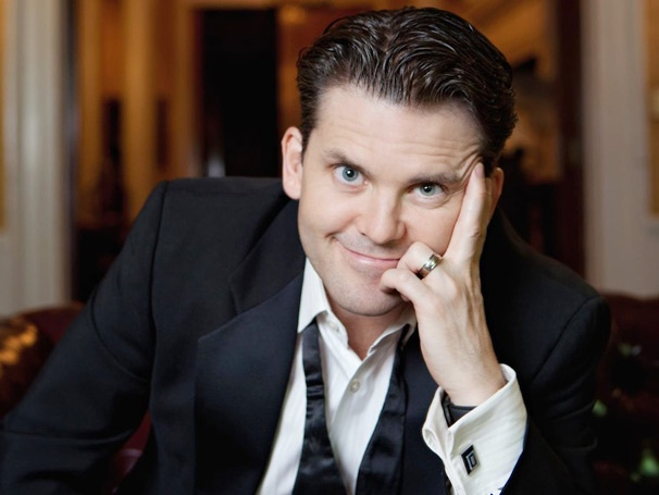 54 Below Headliner Robert Creighton on Jamming Out to Justin Timberlake and His Big Band Dreams