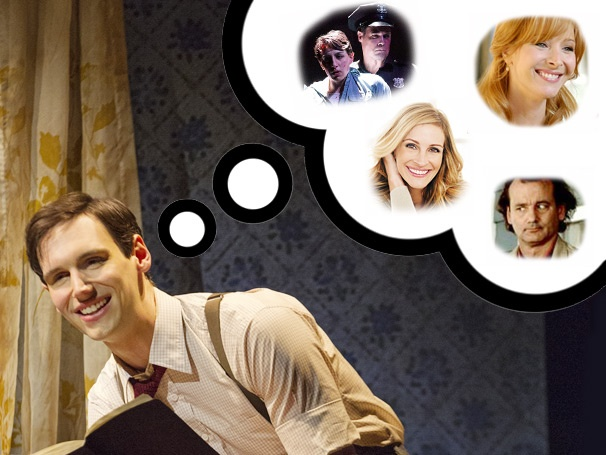Breakfast at Tiffany's Star Cory Michael Smith Geeks Out Over Joni Mitchell, Julia Roberts and Puppies