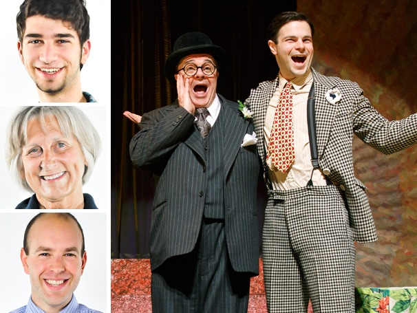 Did Nathan Lane & The Nance Bring Our Word of Mouth Panelists to Laughter and Tears?