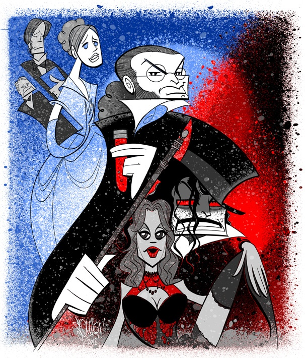 Squigs Takes a Stab at the Madly Murderous Musical Jekyll & Hyde