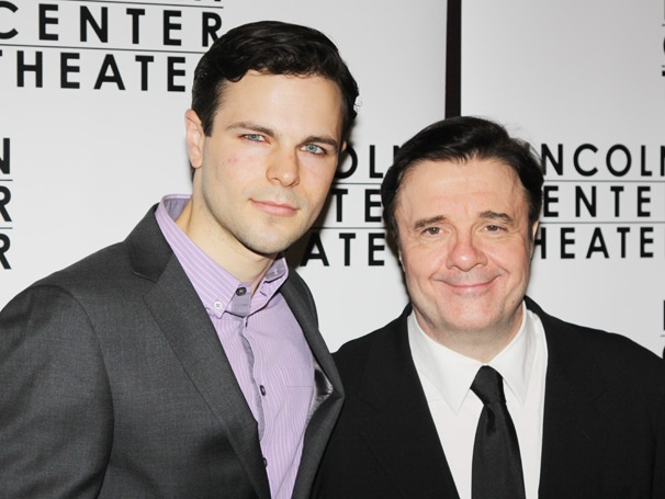 Hi Simply Hi! Nathan Lane & the Cast of The Nance Celebrate Opening Night on Broadway 