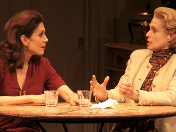 Gather Round! Check Out Judith Light, Jessica Hecht & the Cast of The Assembled Parties in Action