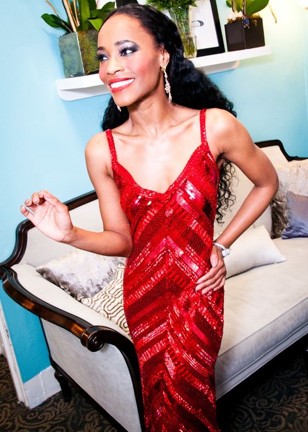 Motown's Valisia LeKae on Why Playing Diana Ross Makes Her Feel Like 'the Luckiest Girl in the World'