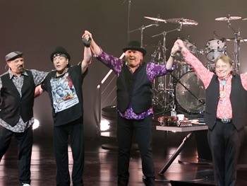 Steven Van Zandt and The Rascals on Bringing Their 'Definitive Bio-Concert' to Broadway