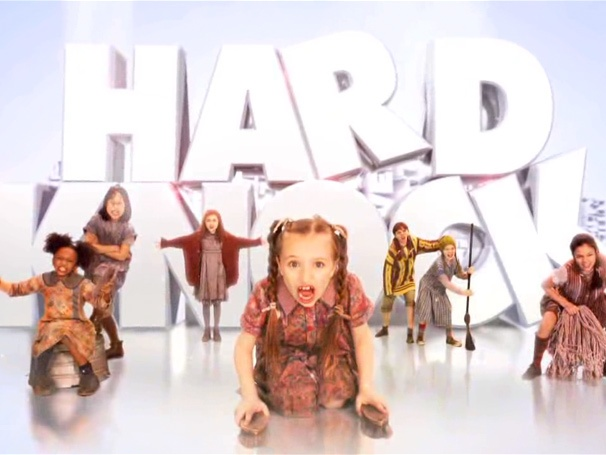 Exclusive! Watch the Annie Orphans Clean House in an Awesome New 'Hard Knock Life' TV Spot