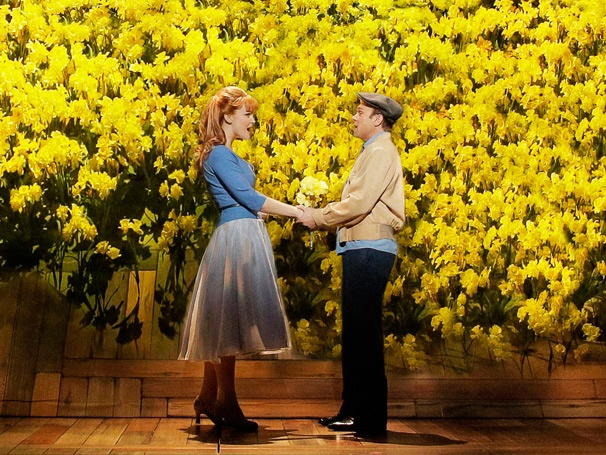 Catch a Wondrous First Look at Broadway-Bound Big Fish, Starring Norbert Leo Butz & Kate Baldwin