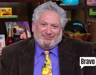  Kinky Boots Harvey Fierstein Throws Shade, Spills Secrets & Offers Legal Advice on Watch What Happens Live 