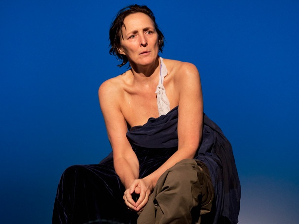 Get a Gripping First Look at Fiona Shaw in the Broadway Premiere of Colm Toibin's The Testament of Mary