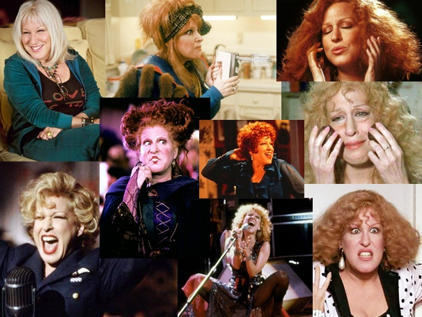 Weekend Poll: What Is Your Favorite Bette Midler Role?