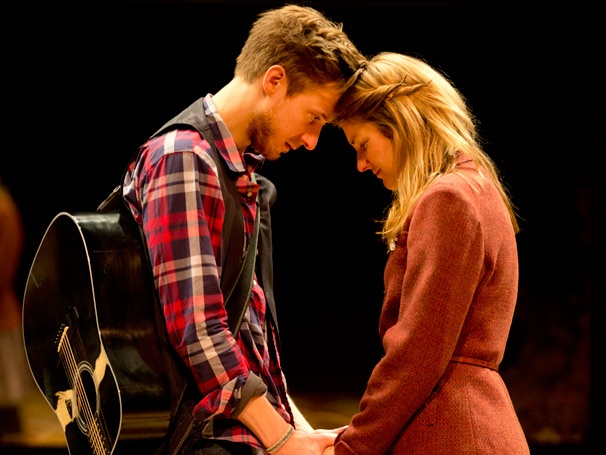 Doctor Who's Arthur Darvill & Joanna Christie Set as New Leads of B'way's Once