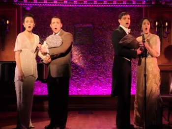 Watch Matt Doyle, Laura Osnes & a Dozen More Broadway Stars Spoof Downton Abbey