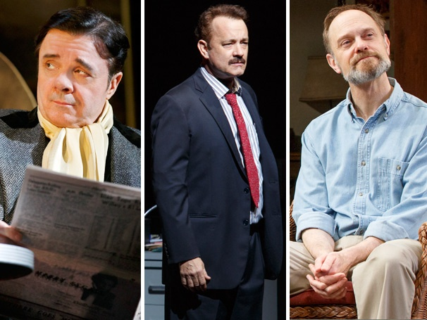 Going for 2013 Tony Gold! Handicapping the Race for Best Actor in a Play
