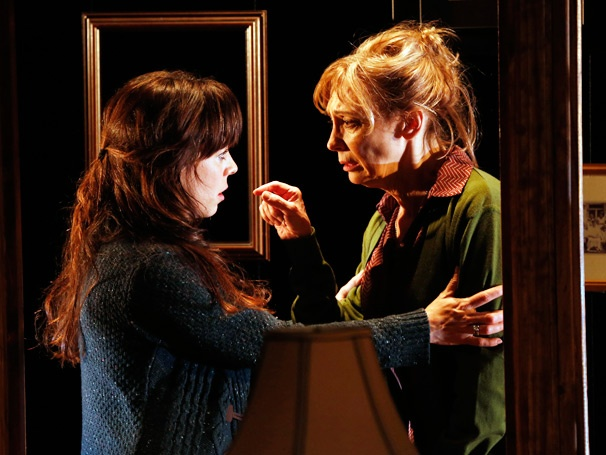 Mother/Daughter Drama Abounds in a First Look at The Memory Show, Starring Leslie Kritzer & Catherine Cox