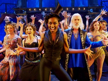 Run Away with the Circus in a Video First Look of Pippin, Starring Patina Miller & Matthew James Thomas