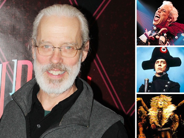 Pippin's Terrence Mann on Les Miserables, Cats & More Roles of a Lifetime