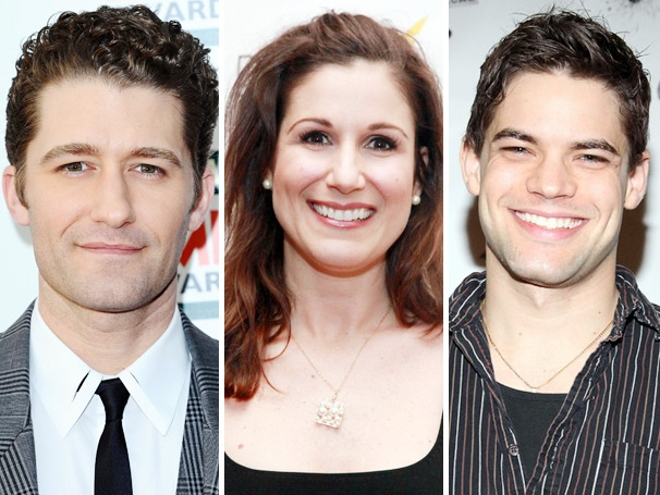 Matthew Morrison, Stephanie J. Block and Jeremy Jordan Join the 2013 Broadway.com Audience Choice Awards as Presenters