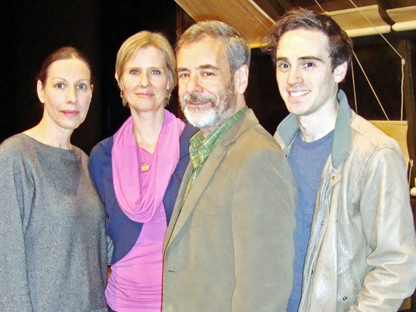 Tony Winner Cynthia Nixon Takes In the Art and Drama of Off-Broadway's My Name Is Asher Lev