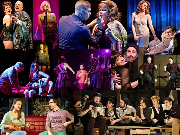 Weekend Poll: What Is Your Favorite Off-Broadway Musical of the 2012-2013 Season?