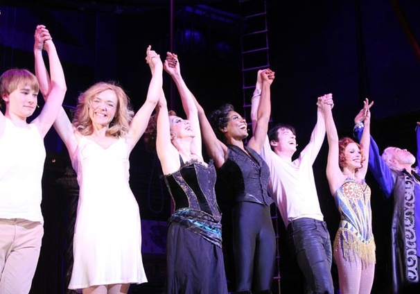 Celebrate an Extraordinary Opening Night with Pippin Stars Patina Miller & Matthew James Thomas