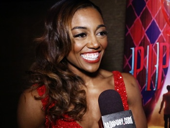 Its a Glorious Opening Night for Matthew James Thomas, Patina Miller & the Soaring Stars of Pippin
