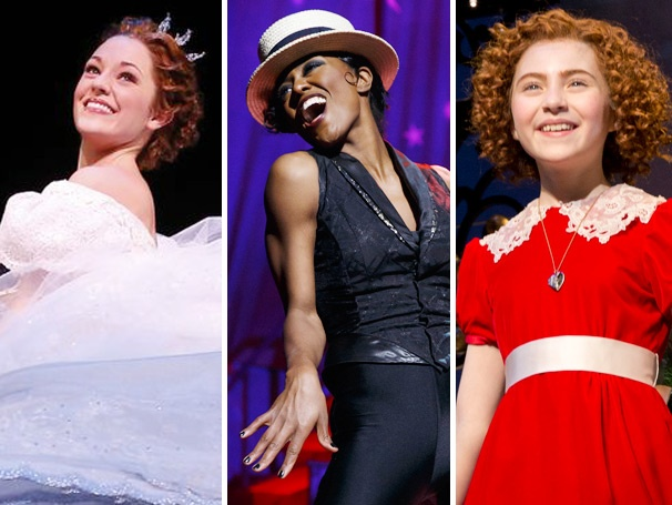 Going for 2013 Tony Gold! Handicapping the Race for Best Actress in a Musical