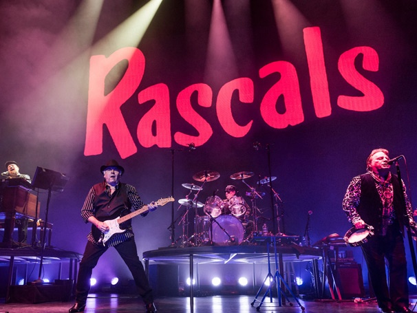 Broadway Grosses: The Rascals Reunion Rocks Broadway 
